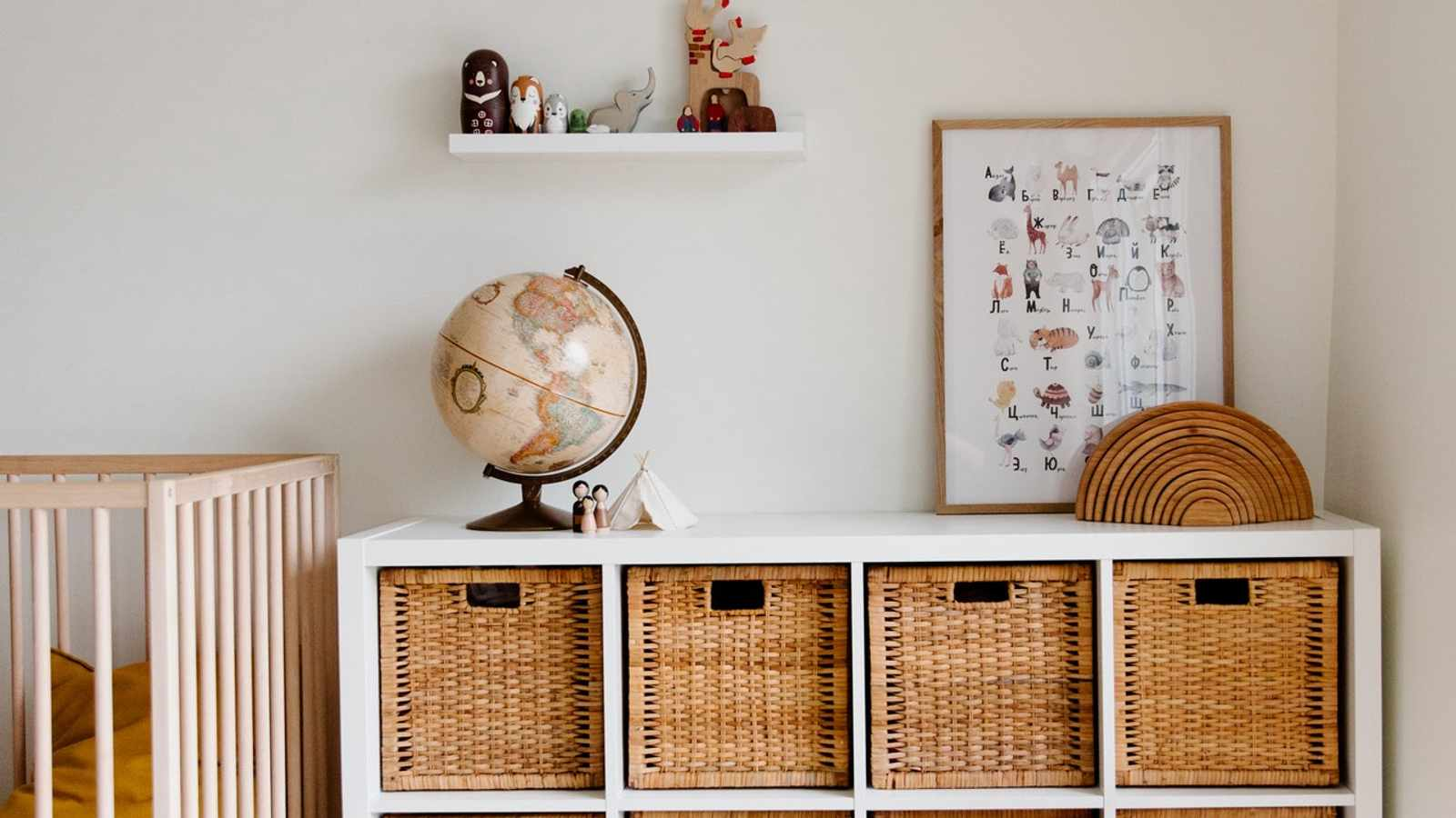 DIY: Keep your home in order without spending a ton on storage