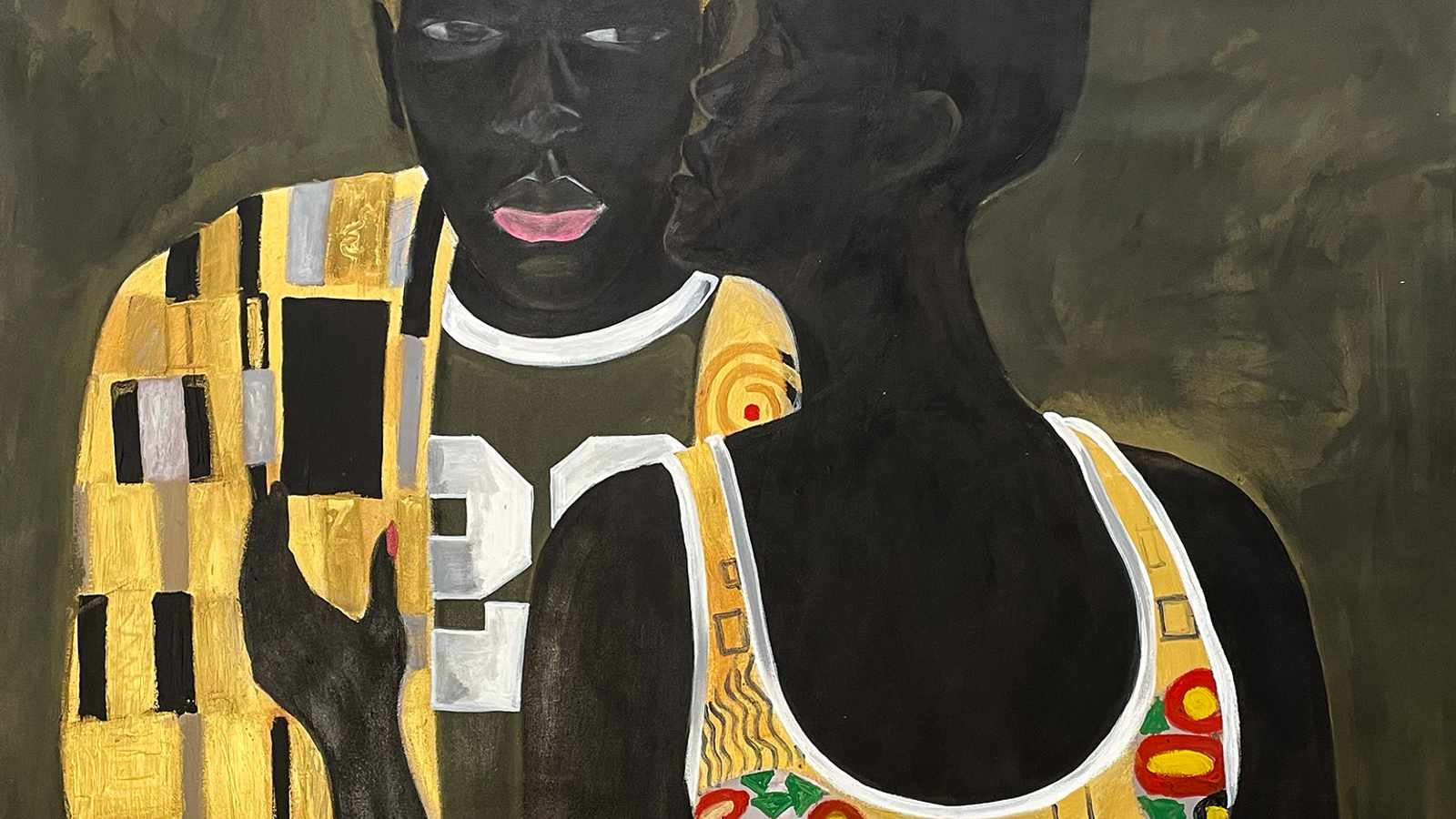 Rising artists John Madu & Ousmane Niang are Figures of Power