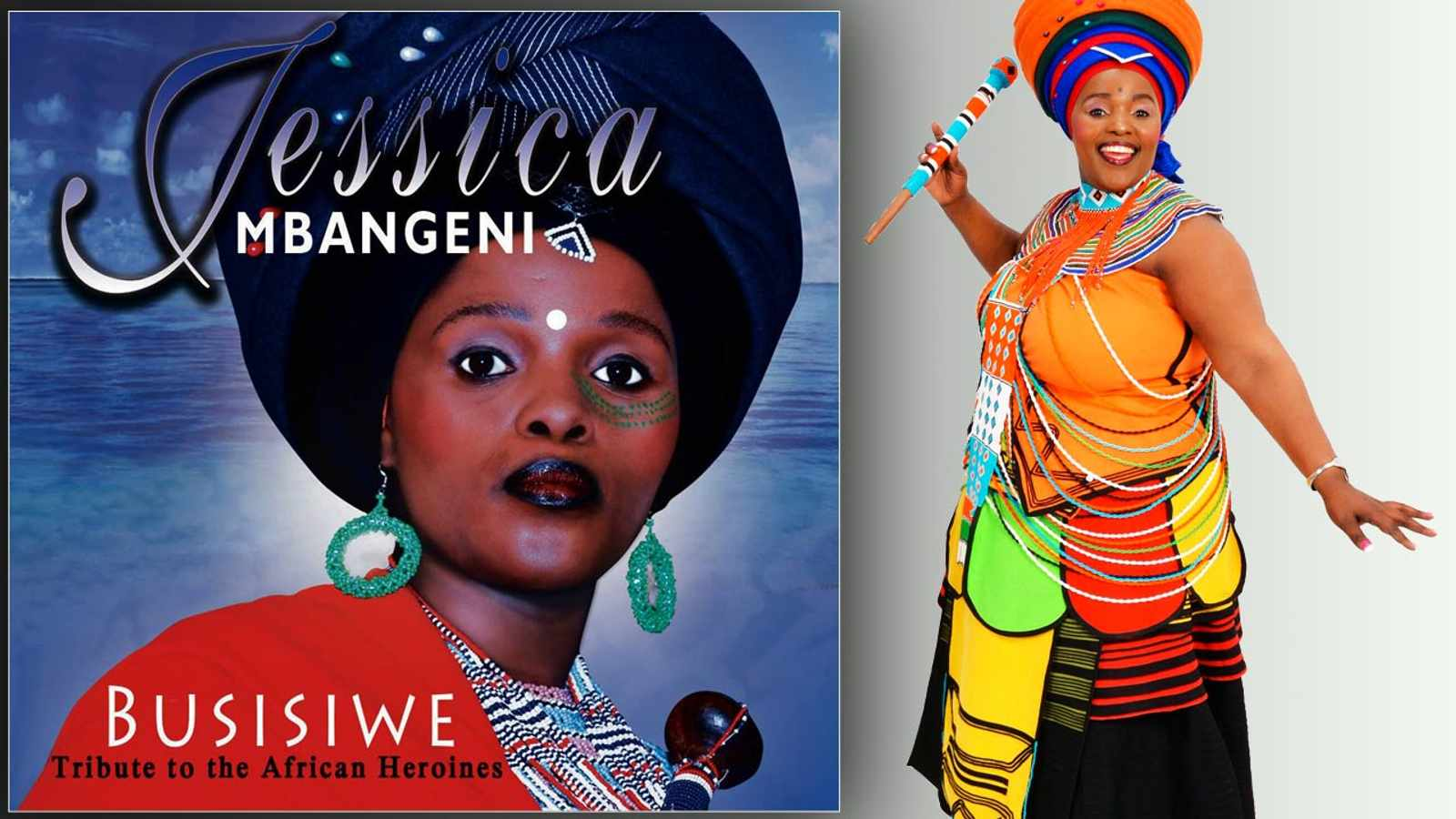 A custodian of Xhosa culture, and proud of it