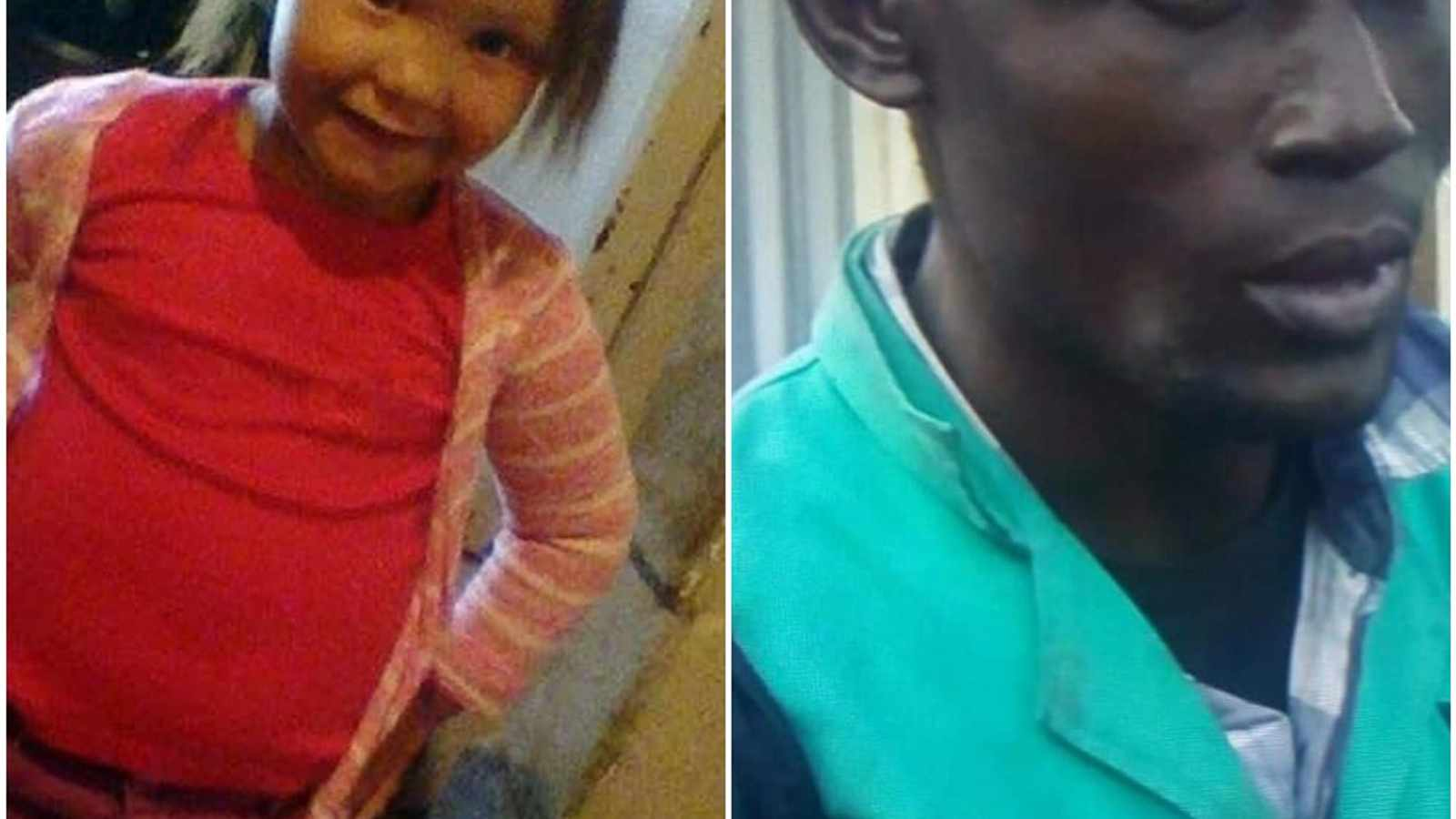 Bodies of missing canal man and girl found