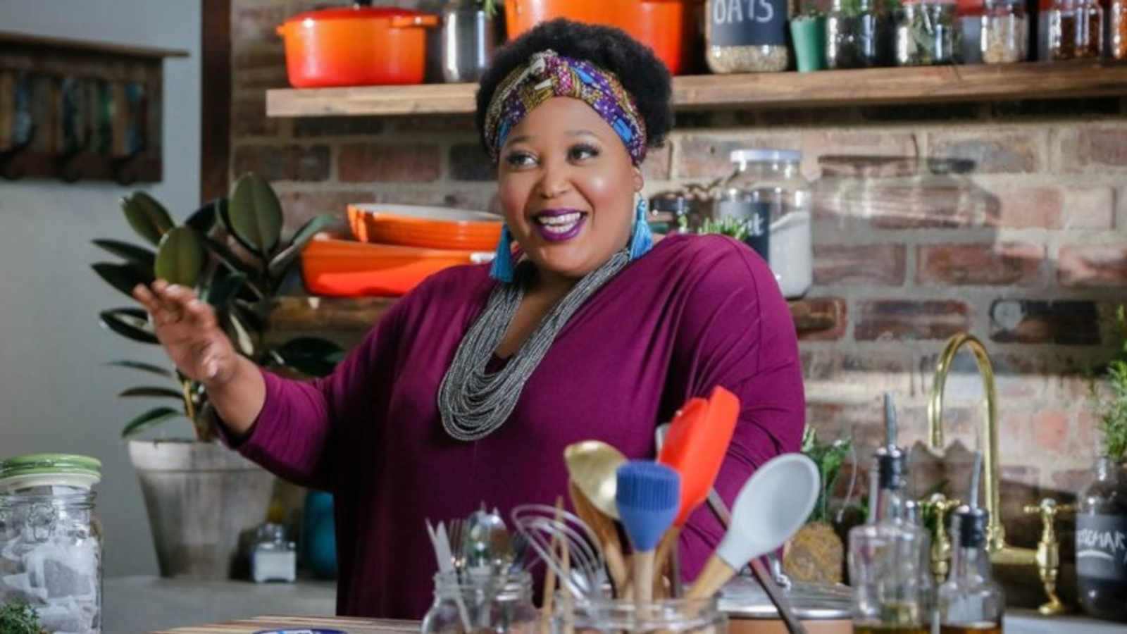 Chef Zola Nene's baking tips and tricks