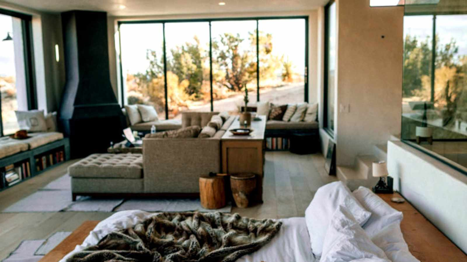 Create space for quiet when everyone is at home