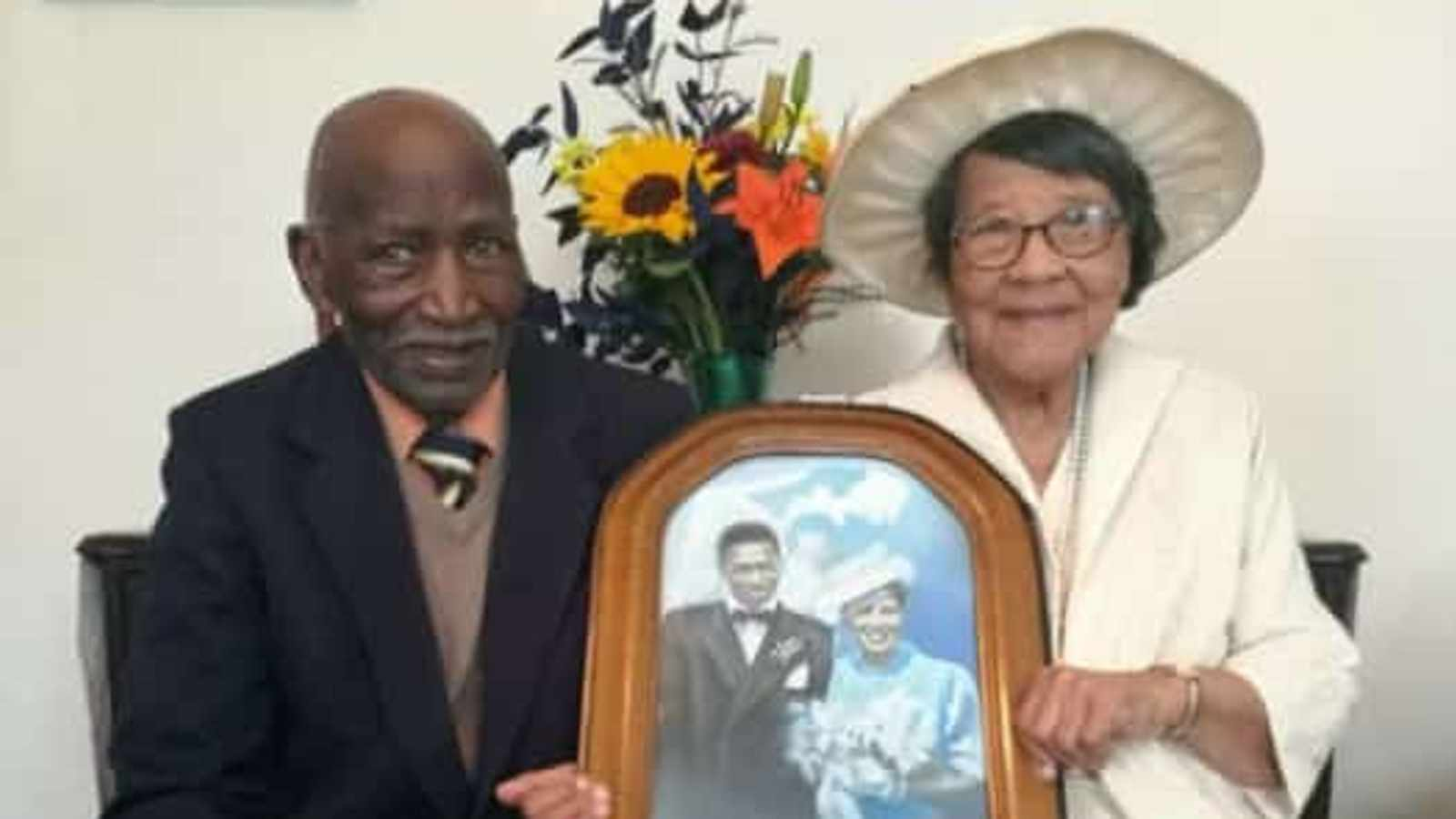 End of 70-year marriage: George, 92, and Dora, 93, pass away just days apart