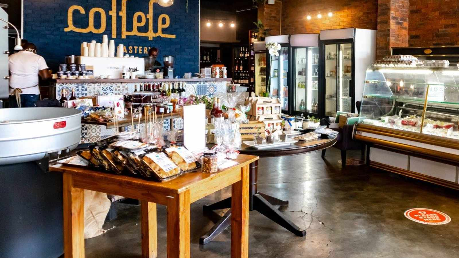 The Gourmet Grocer is a pandemic success story