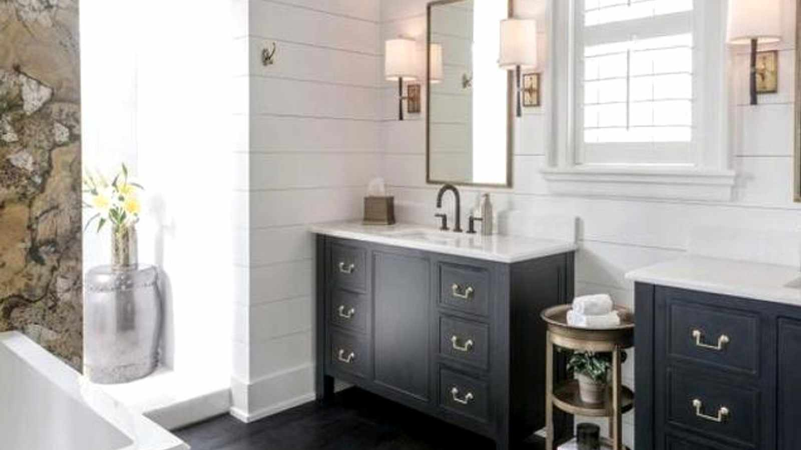 How to add warmth to your bathroom