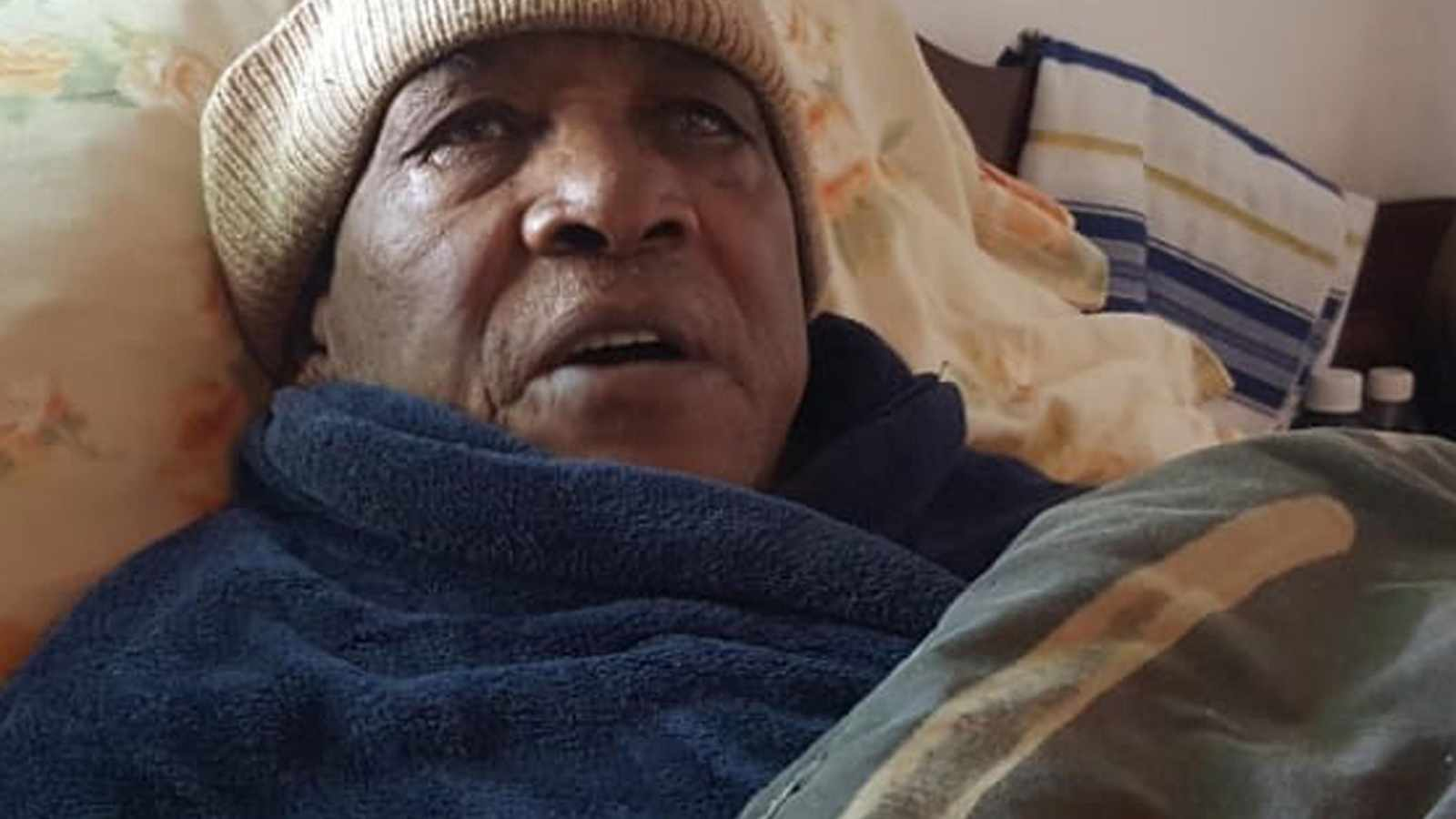 Oupa 'conned out of R100k'