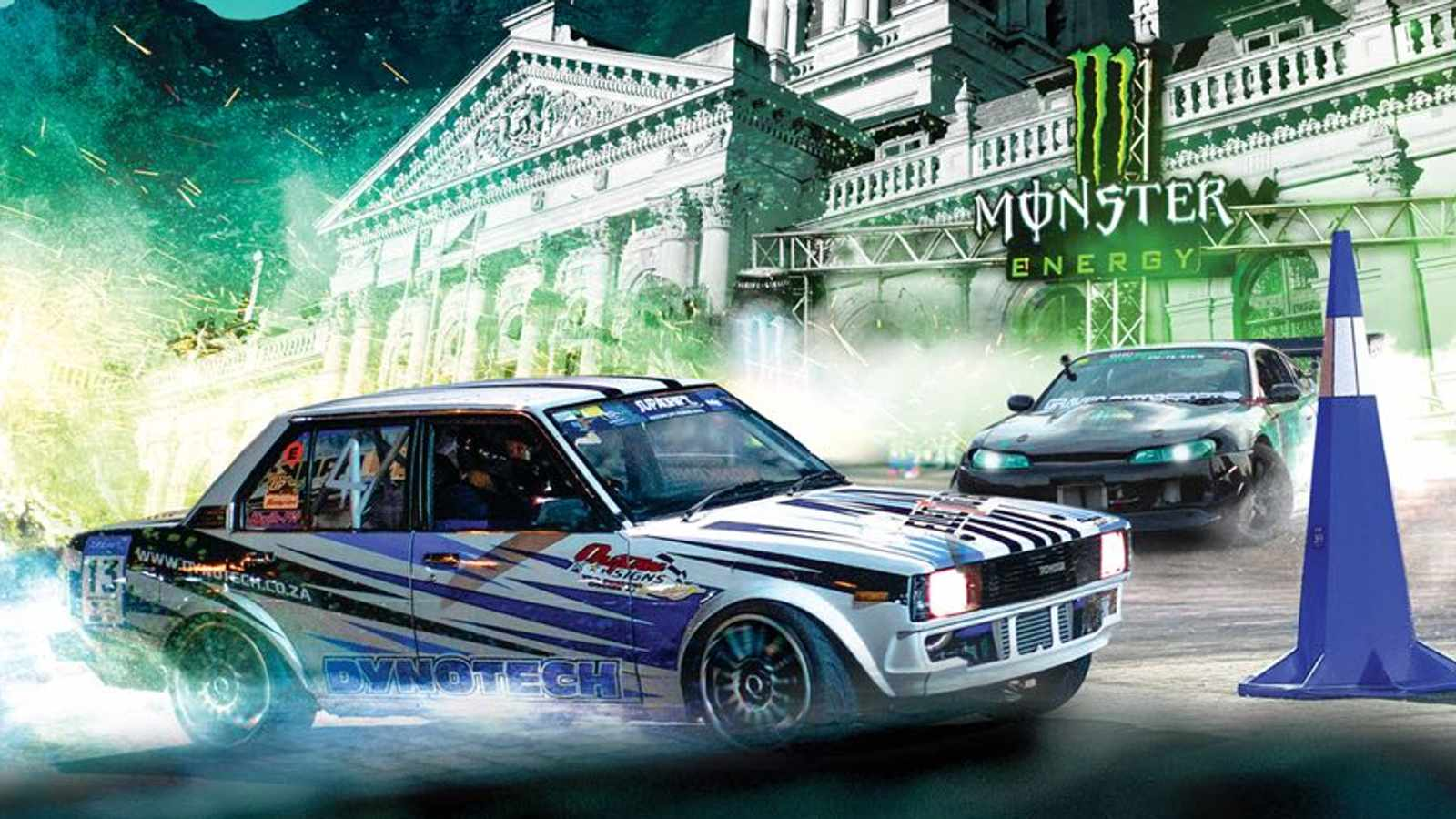 WIN: One of 5 double tickets to attend Drift City