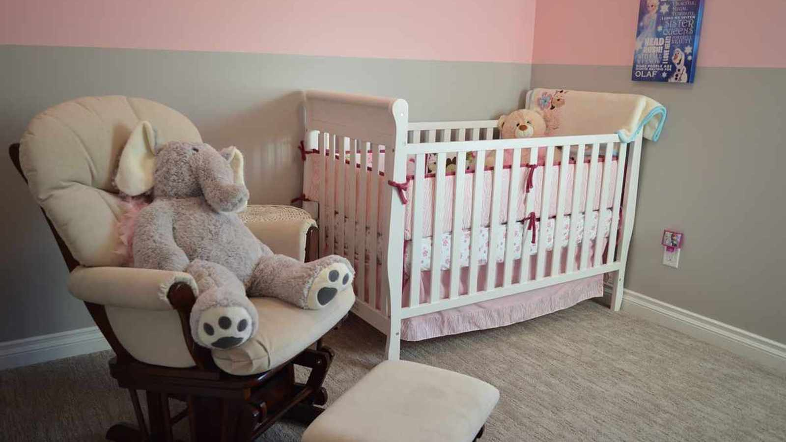 6 DREAMY DÉCOR TRENDS FOR YOUR LITTLE ONE'S NURSERY