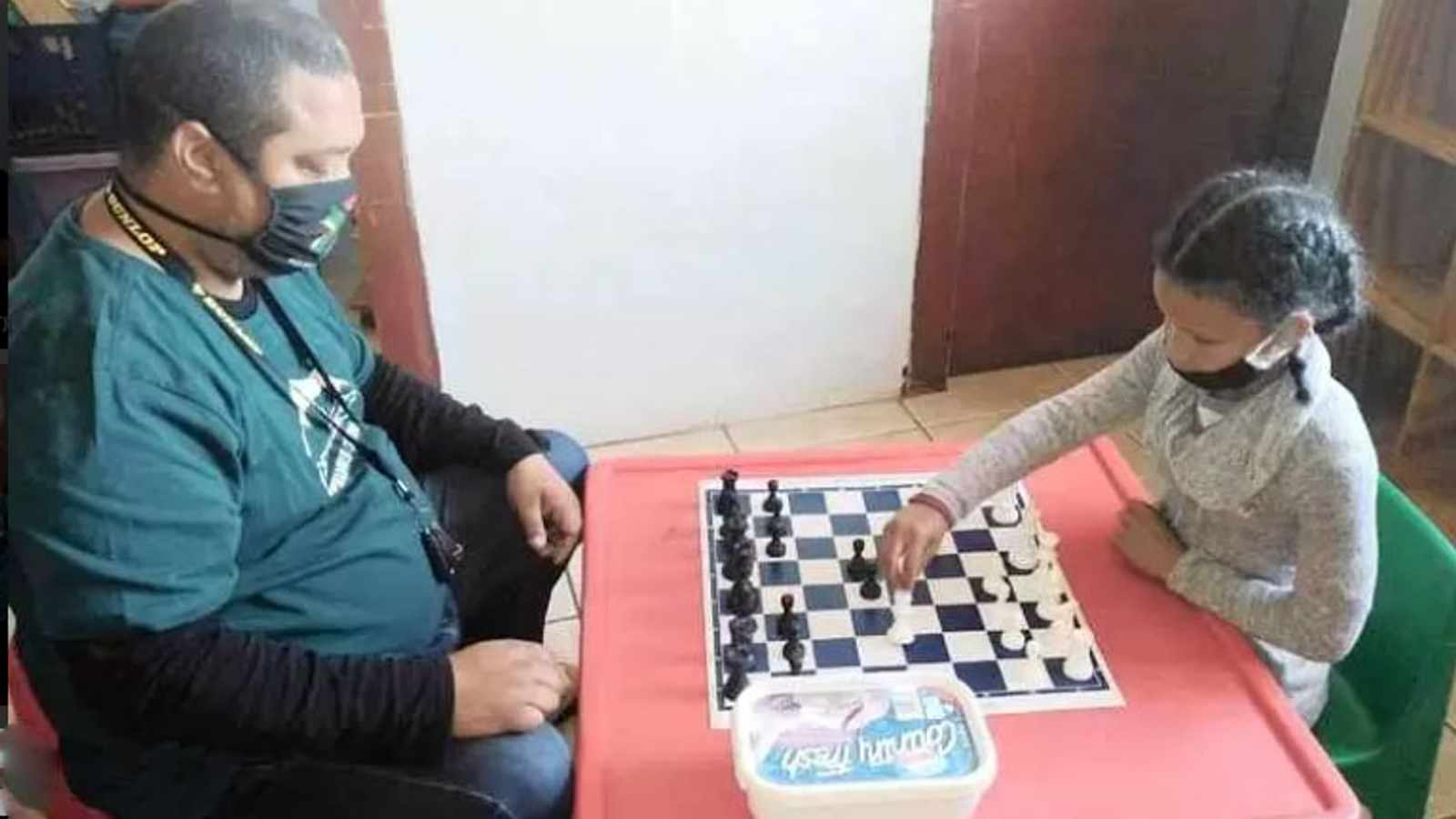 Community chess: Ex-gangster dishes out life lessons to Ocean View kids through sport