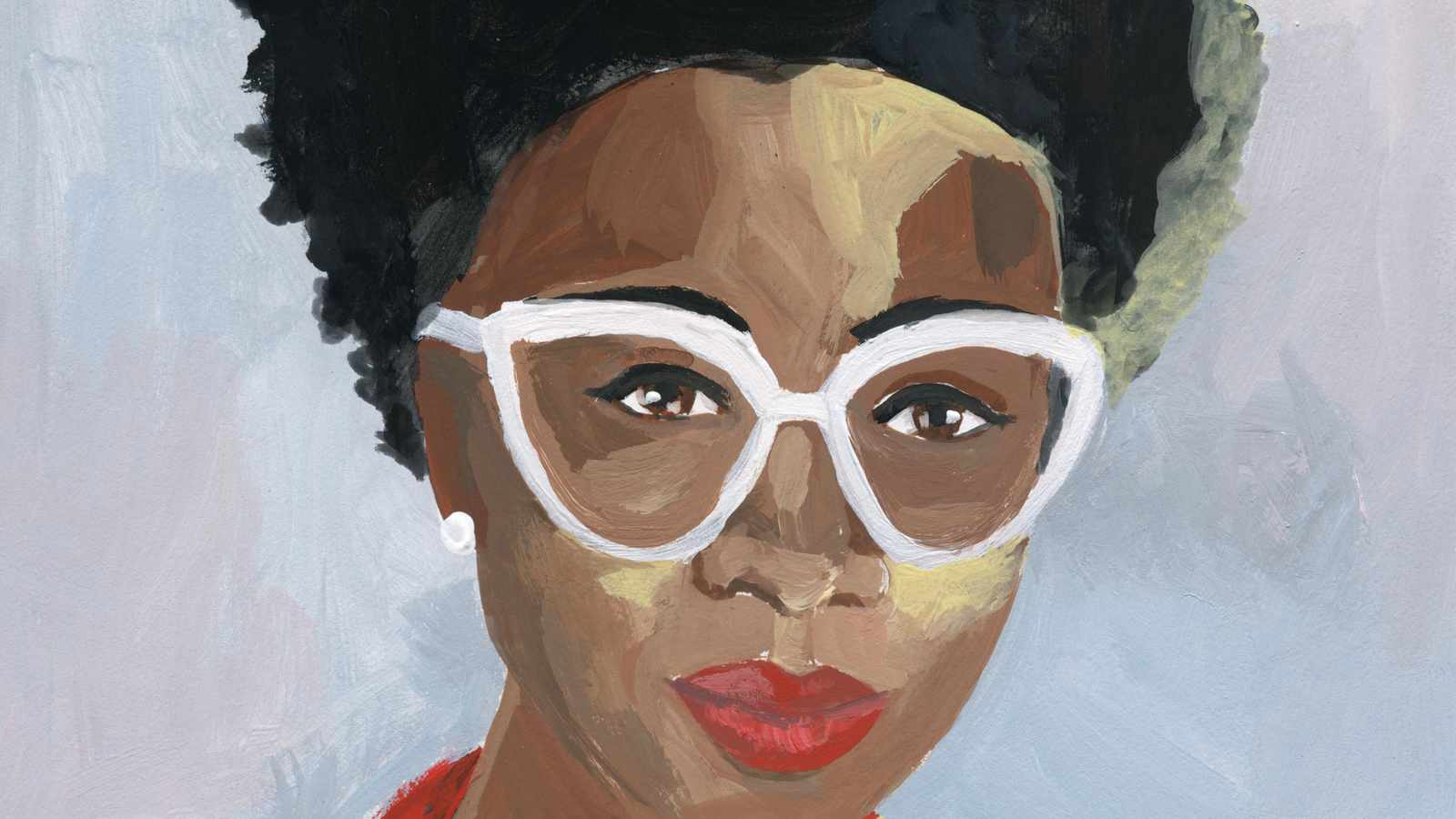 Capturing the essence of powerful women on canvas