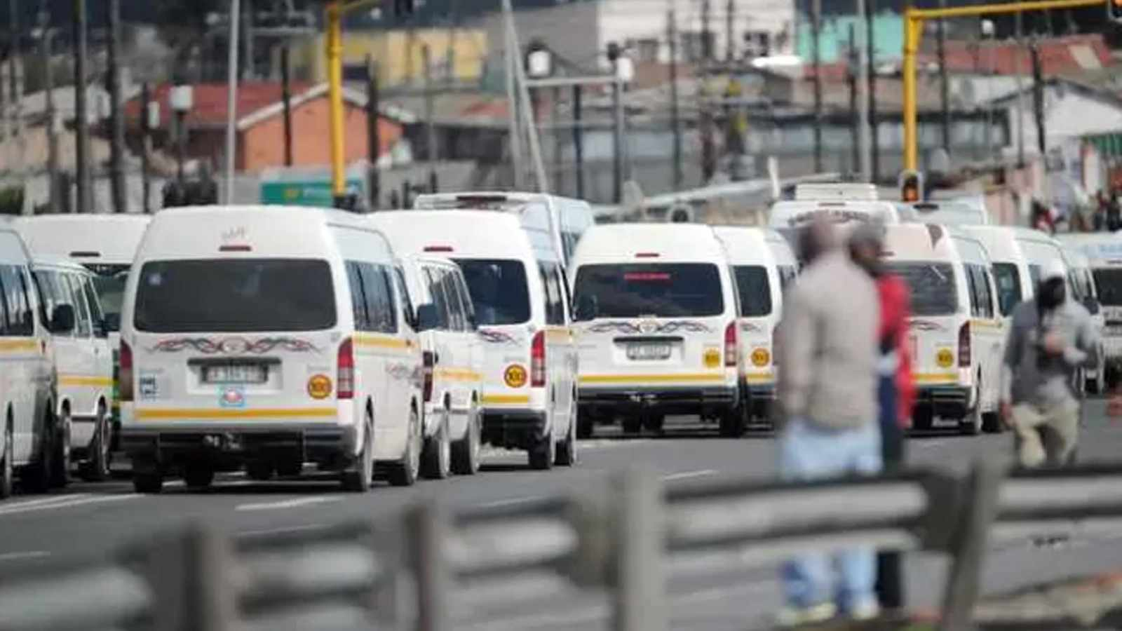 WATCH: Minister's taxi plan