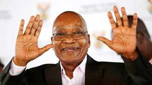 Jacob Zuma joins a list of powerful men nailed by small crimes