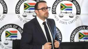 LIVE FEED: State Capture Inquiry - June 22, 2021