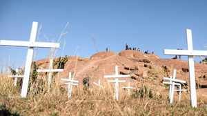 Marikana miner's widow: We are still waiting for government to apologise