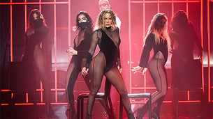 WATCH: J.Lo 'stole' Bey's moves