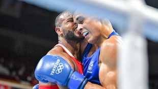 Boxer tries to bite opponent in Tokyo Olympics defeat