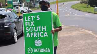 Claims against ActionSA mayoral candidate of contaminating dam, river in Newcastle unfounded