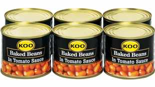 Consumer alert: 20 million canned vegetables of KOO and Hugo's recalled due to defective cans
