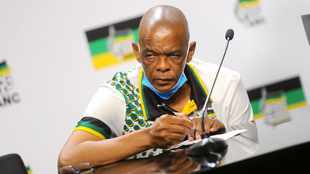 Court dismisses ANC members' bid to join Ace Magashule case