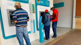 Dlamini Zuma wants all ATMs to have hand sanitisers