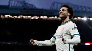 Egyptian king Mohamed Salah Premier League's most prolific African