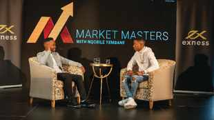 Exness and Top Trader SA launch 'Market Masters' YouTube series on financial advice