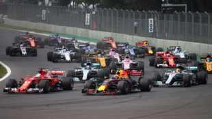 F1 bosses looking to bring Grand Prix to SA – report