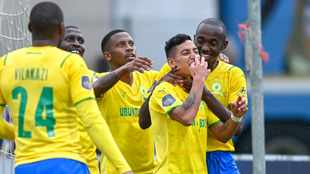 Gaston Sirino nets winner as Sundowns beat Golden Arrows to go four points clear at the top