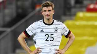 Germany's Thomas Muller set to miss Hungary showdown after again missing training