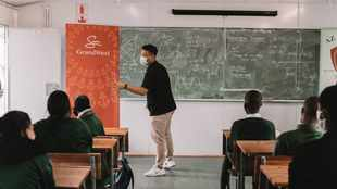 GrandWest helps Mitchells Plain learners with extra maths lessons