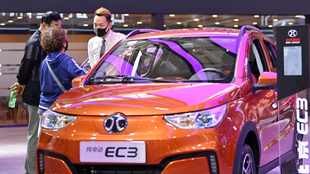 Green vision, hi-tech fuel Chinese NEVs' march to European market