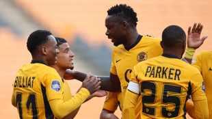 'I'm pleased with how the boys concentrated,' says Kaizer Chiefs coach Stuart Baxter