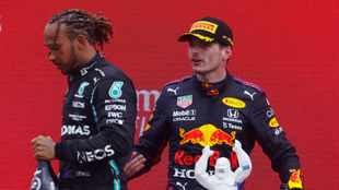 Max Verstappen ready to pounce as cracks widen in Mercedes armour