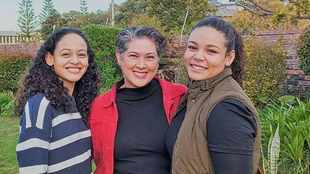 Mom and daughter duo make family milestone graduating together at UCT