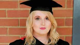 NWU's youngest PhD law graduate sets academic record