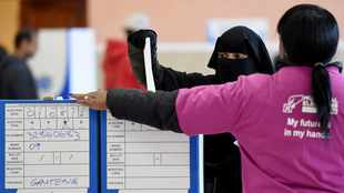 No objections against names of 1577 presiding officers in Western Cape - IEC