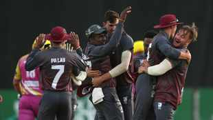 North West Dragons stun Boland Rocks to reach CSA T20 Knock Out semi-finals