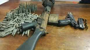 Police nab KZN pensioner with 211 rounds of live ammunition and loaded pistol