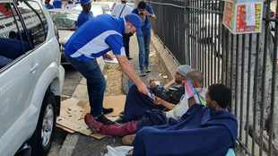 Premier Alan Winde says dignity of citizens is critical to the DA's local government poll campaign