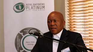 RBPlat's shares rocket by almost 24% on the JSE after proposed buyout offer by Implats