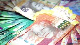 Rand weakens against the dollar as risk aversion returns to markets on weak Chinese growth