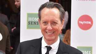 Richard E Grant says Duchess of Cornwall supported him after his wife's death