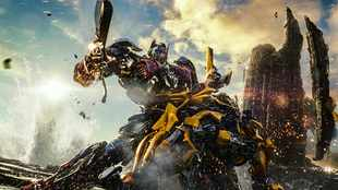 'Rise of the Beasts' revealed as title of new 'Transformers' blockbuster