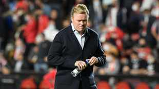 Ronald Koeman sacked as Barcelona coach with Xavi the favourite to come in