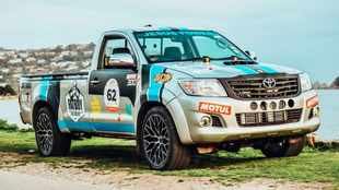SA tuner unleashes Toyota Hilux V12 twin-turbo bakkie with 402kW