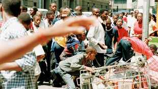 SA youngsters condemn children's involvement in looting