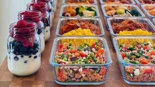 Say good-bye to takeaways with these tips for meal prep that make home cooking a breeze