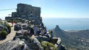 Table Mountain Cableway celebrates 92nd birthday with discounts and mountain views