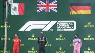 Turkey replaces cancelled Singapore race on F1 calendar