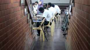 Uproar over schools forcing Covid-19 positive matric pupils to write trial exams at school